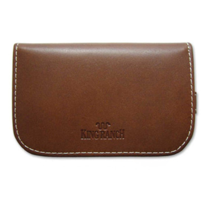 Leather License Holder