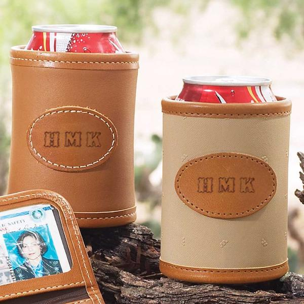 King Ranch Koozie Leather