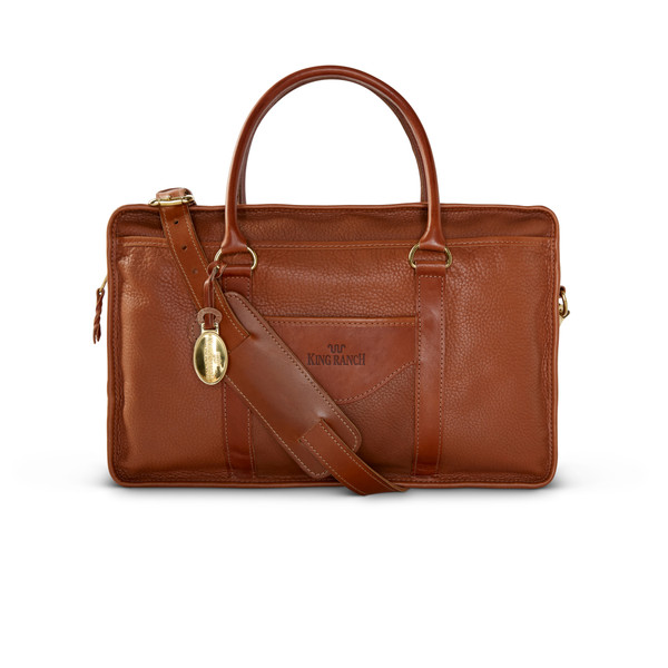 El Abogado - Leather Briefcase