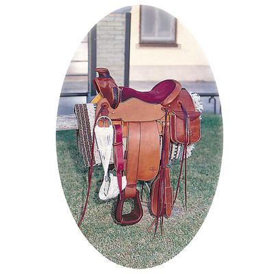 Western Saddles - King Ranch Saddle Shop