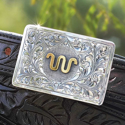 Dress Buckle w/ Running W®