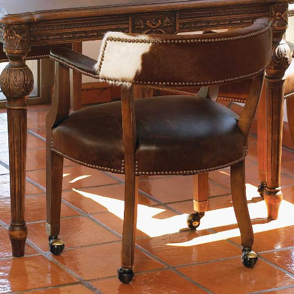 Game Chair King Ranch Saddle Shop