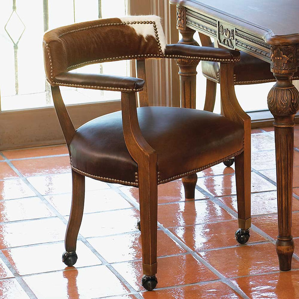 Game Chair King Ranch Saddle Shop