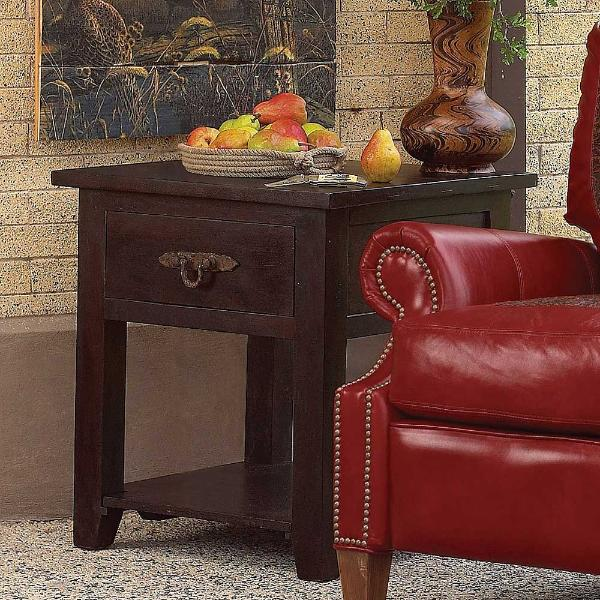 brown side table, home furniture