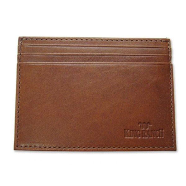 Leather Wallets & Money Clips - King Ranch Saddle Shop
