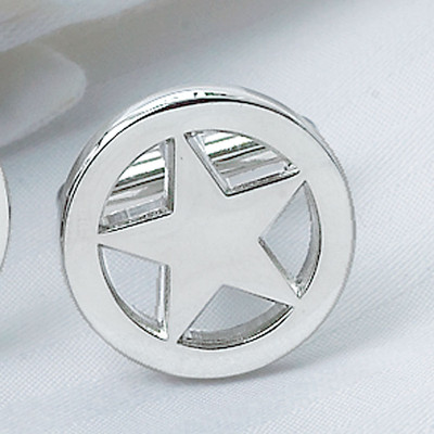 Texas Star Cufflinks