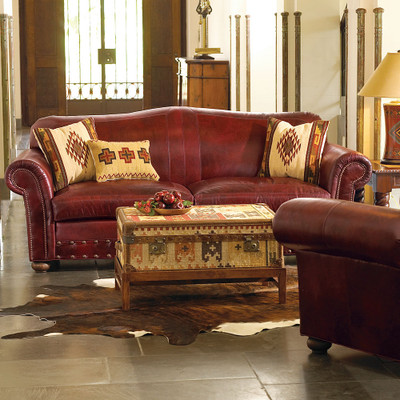 Black Cherry Sofa