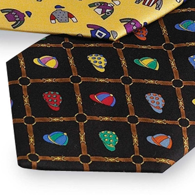 Bits & Caps Tie