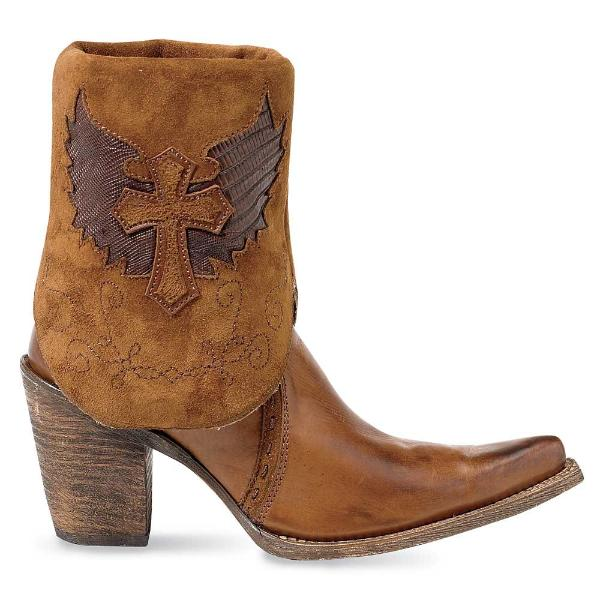 Black Ladies Convertible Boots