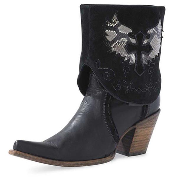 Tan Ladies Convertible Boots