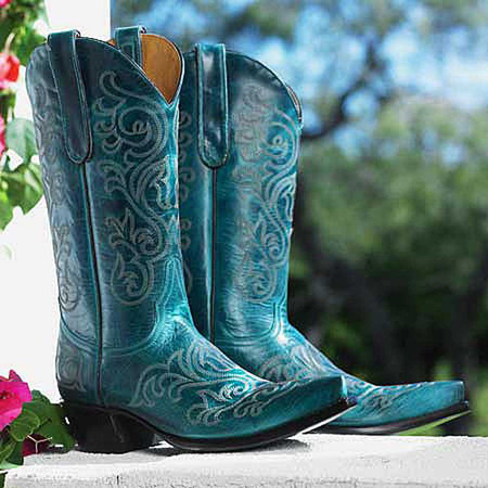 Cowgirl Boots for Women - King Ranch Saddle Shop
