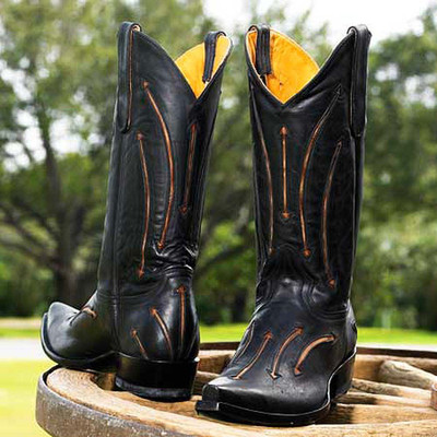 Men's Arrow Cowboy Boots