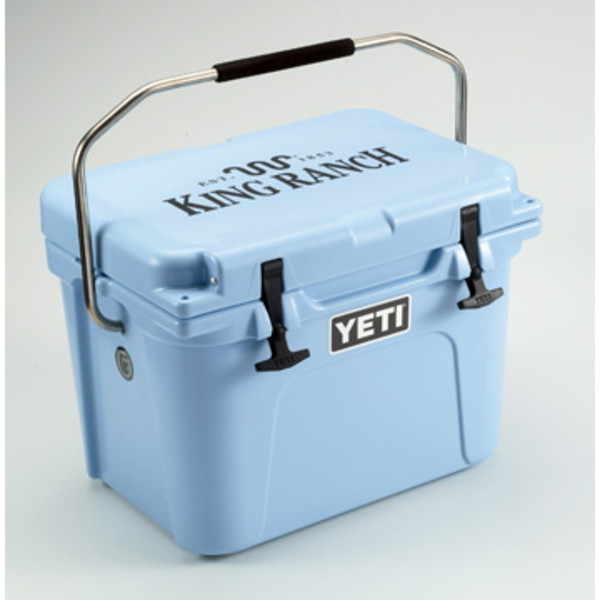 Blue Yeti Roadie Cooler
