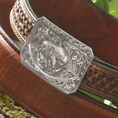 Bison Buckle