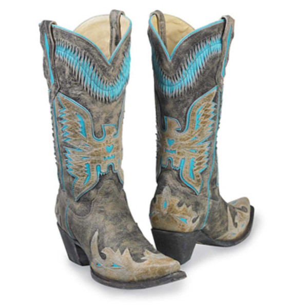 Eagle Boots