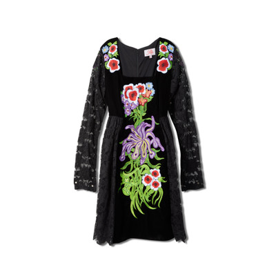 Winter Iris Tunic/Dress