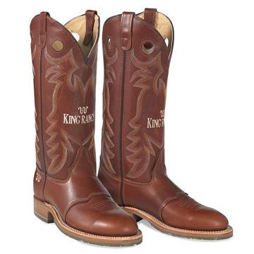 Men's Cowboy Boots - King Ranch Saddle Shop