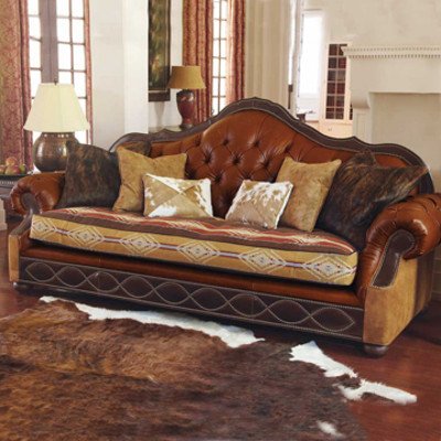 Grande Tufted Sofa