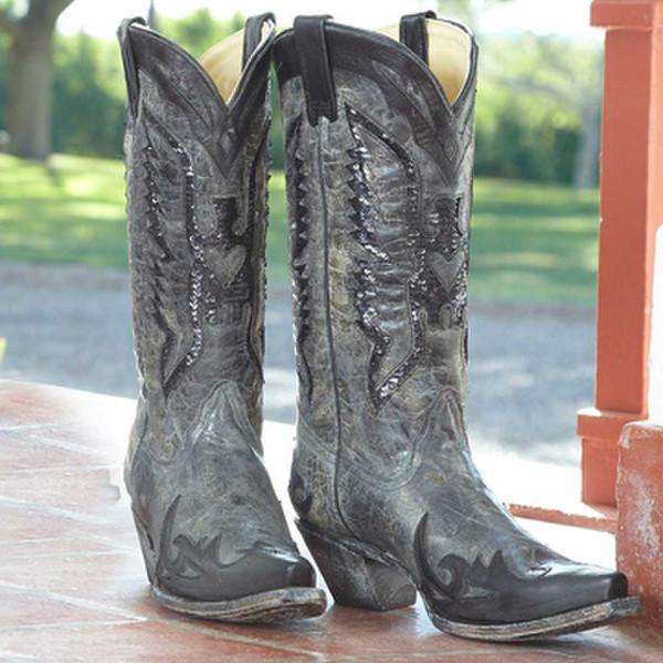 Black Eagle Boots