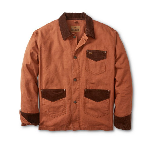 Men's Brush Jacket