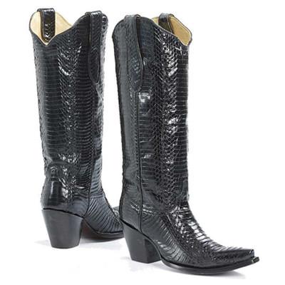Black Cobra Boot