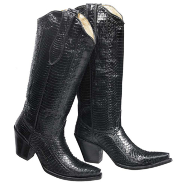 Black Cobra Boot