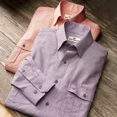 Remington Striped Shirt