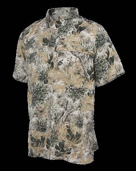 Camo Game Guard Microfiber Shirt