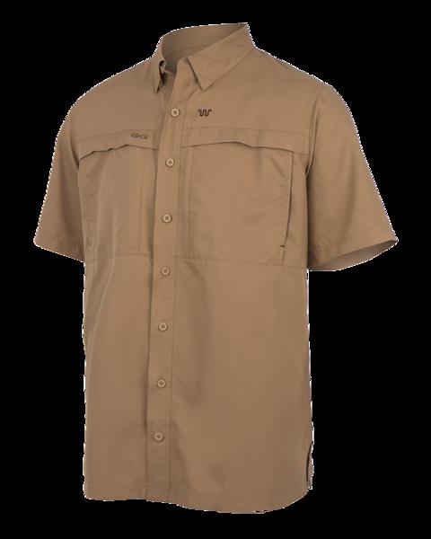 Tobacco Game Guard Microfiber Shirt