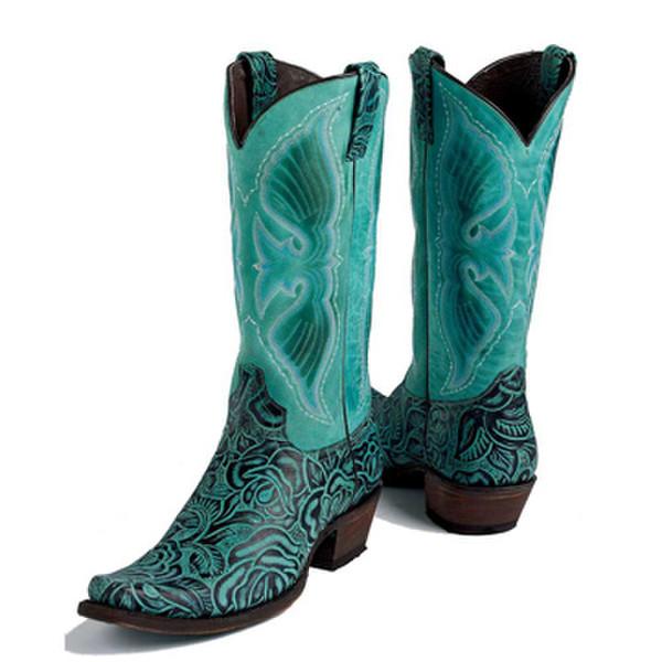 Mulan Turqueza Boots