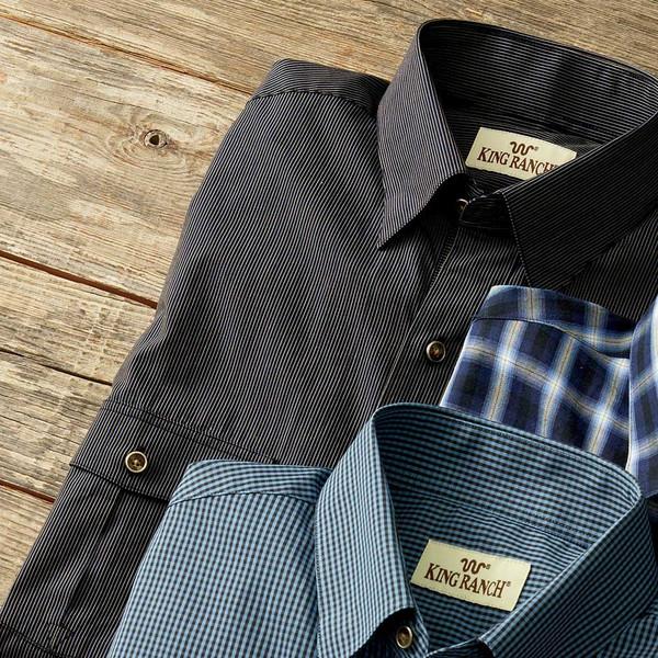 Navy Remington Shirt