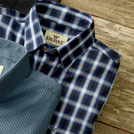 Blue/Plaid Remington Shirt