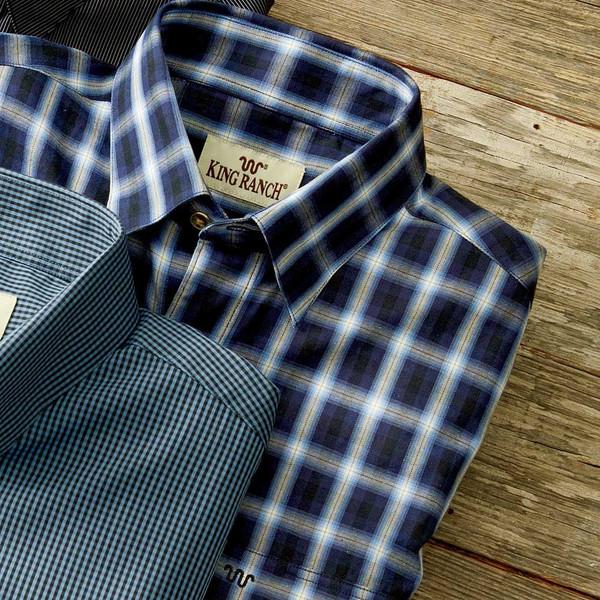 Blue/Plaid Remington Shirt