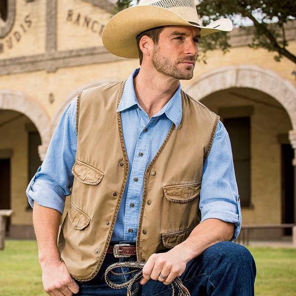 Plainsman Vest