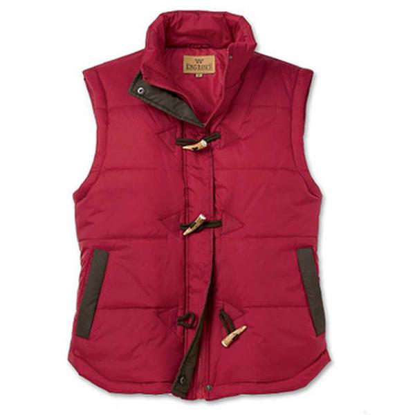 Raspberry Toggle Vest