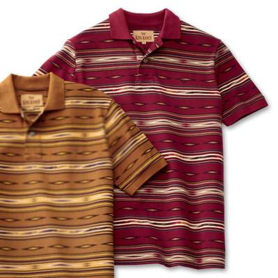 Desert Winds Polo Shirt - Prism Sun