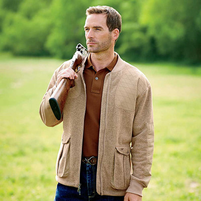 Fleece Shooting Jacket