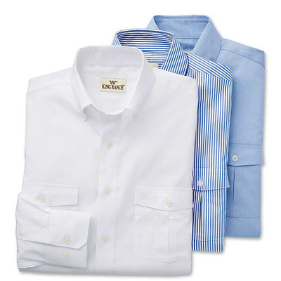 King Ranch Remington Oxford Shirt