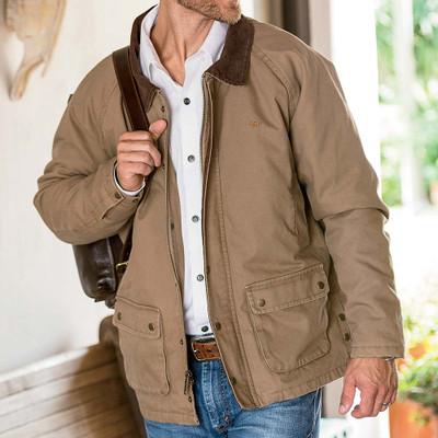 Canvas Ranch Jacket