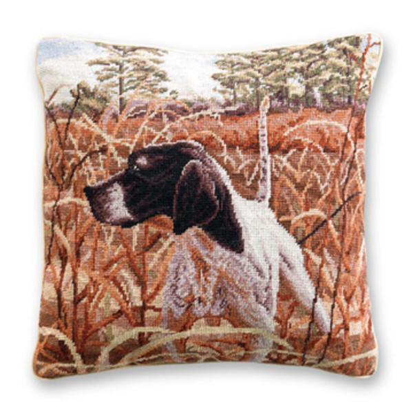 BIRD DOG PILLOW - King Ranch Saddle Shop