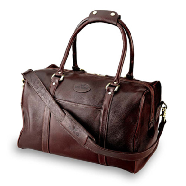 Zipper Top Duffel Bag