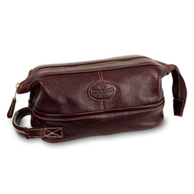 Leather Toiletry Case