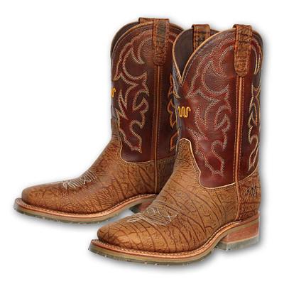 Santa Rosa Sunset Roper Boots