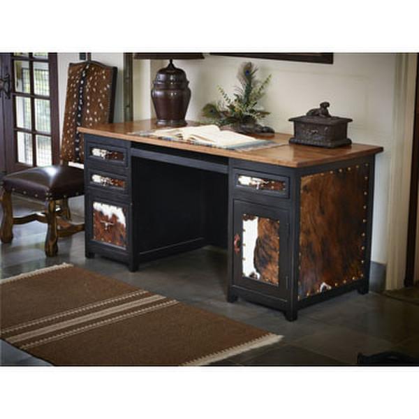 Longhorn Pull Desk King Ranch Saddle Shop