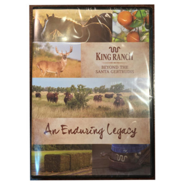 King Ranch DVD