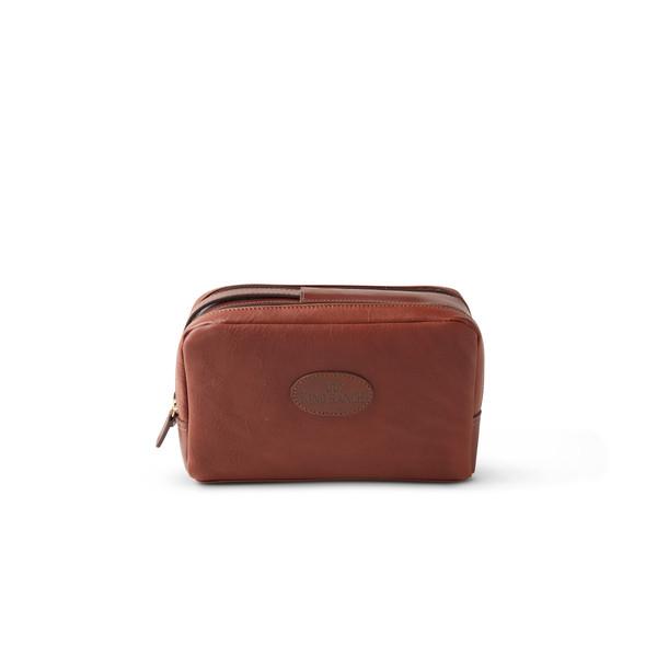 e2de2cf354 Leather Bunk House Toiletry Bag