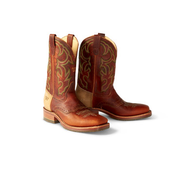 Cowboy Boots for Men - King Ranch Saddle Shop