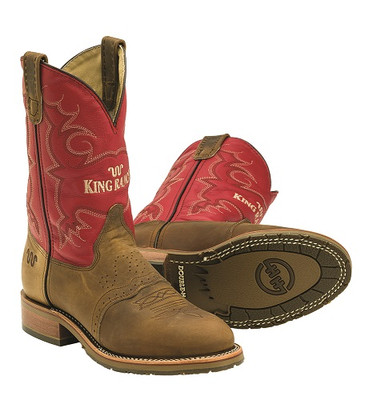 1a4932934a0 Red King Ranch Boots