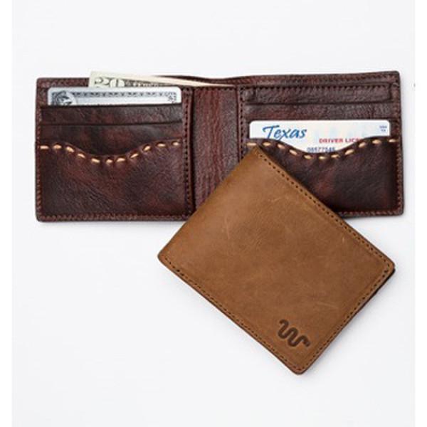 Leather Bi-Fold Wallets