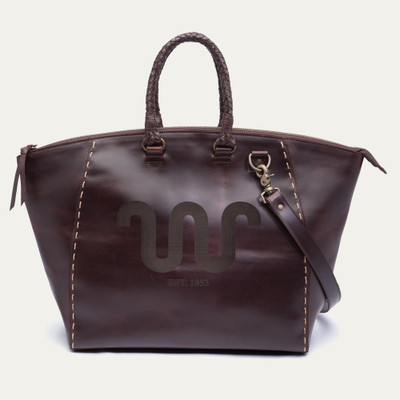 Quick View · 1853 OVERSIZED LEATHER TOTE WITH CONCEALED CARRY POCKET.   399.00 9072769e98b69